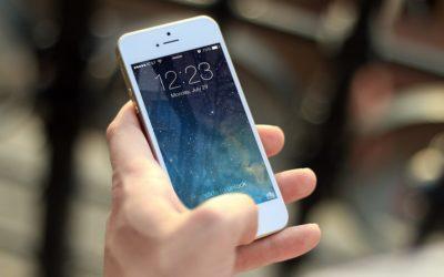 El teléfono móvil puede deducirse si se usa únicamente para la actividad.