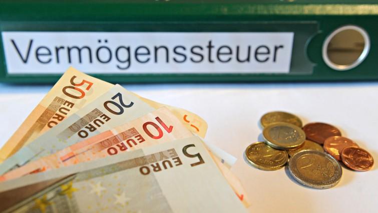 Vermögensteuer für Nicht-Residenten. Absetzen von Verbindlichkeiten aus dem Ausland.